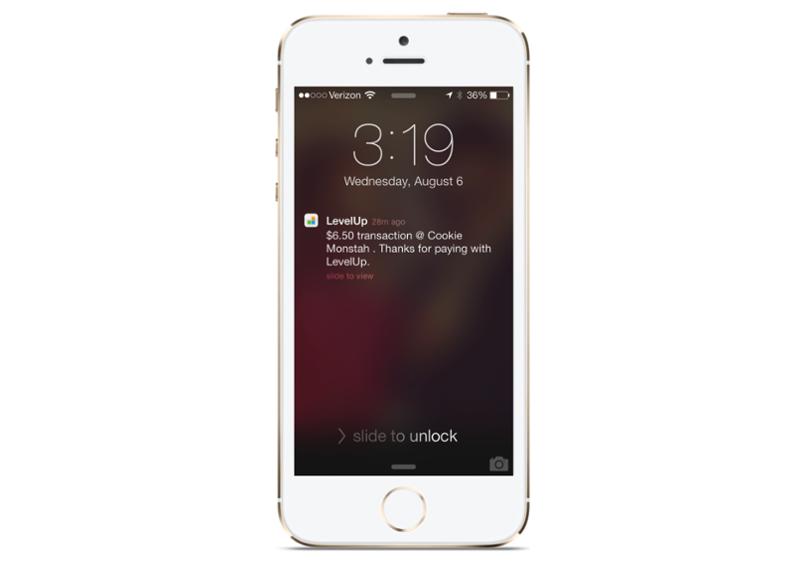 LevelUp app