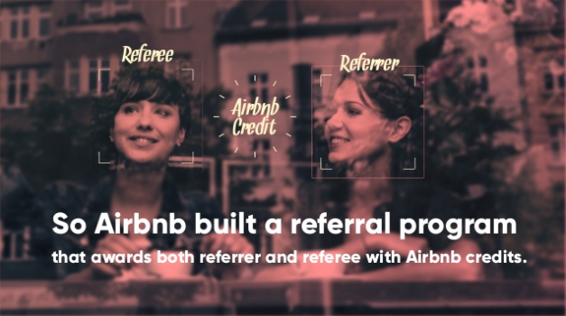 Airbnb In-app referrals