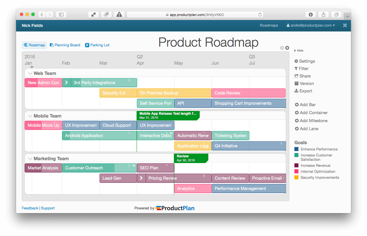 product-roadmap